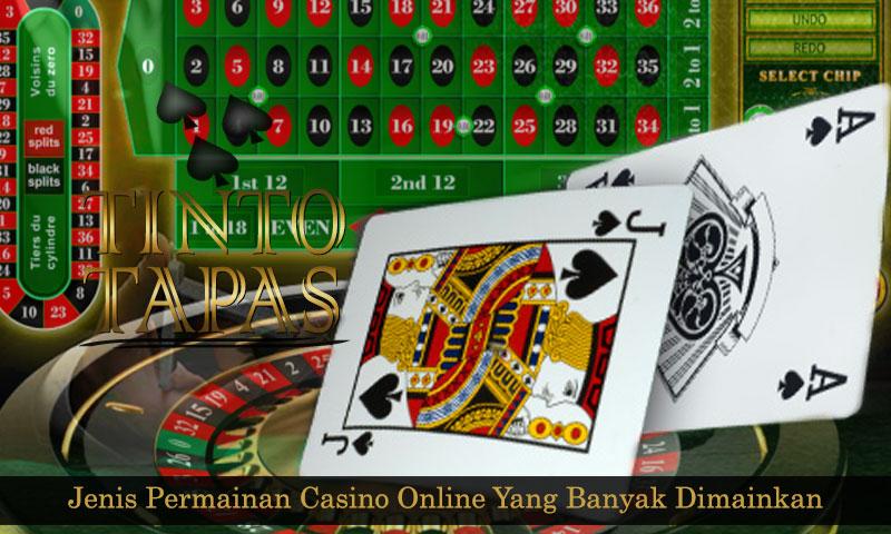 keuntungan yang bisa diraih dari permainan dan pasang taruhan di casino online