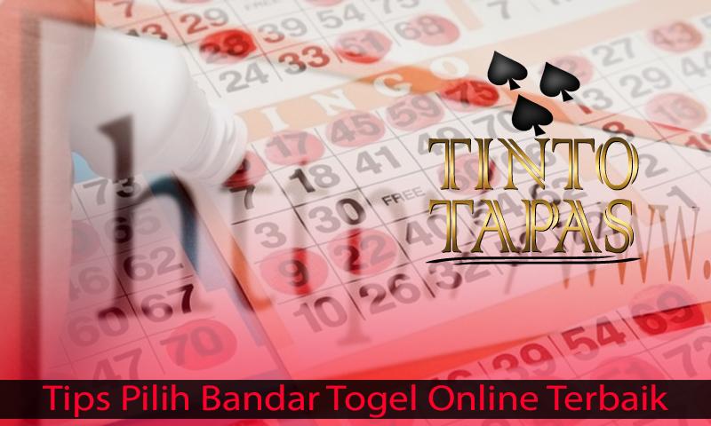 Bandar Togel Online Terbaik