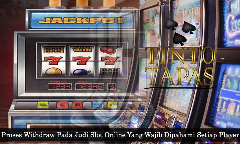 Slot Online Yang Wajib Dipahami Setiap Player - TintoTapas